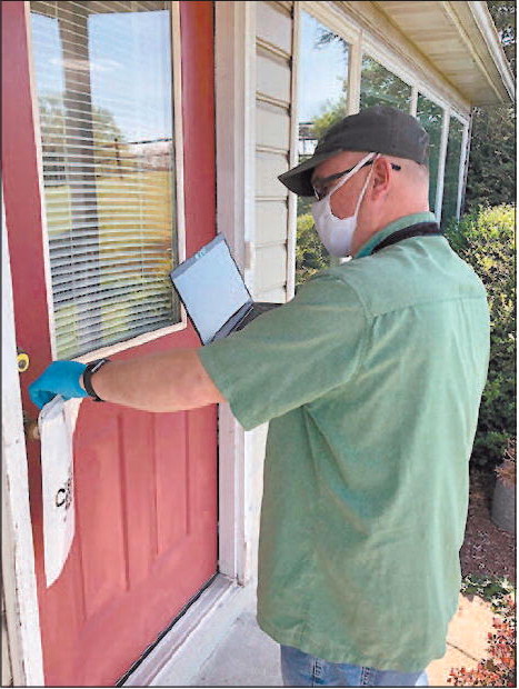 Door-to-Door Visits Begin Nationwide for 2020 Census