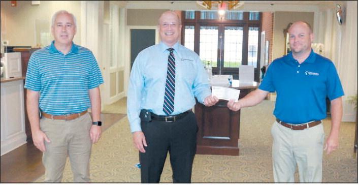 Altamaha Bank and Trust Donates $10,000 to Building Barons