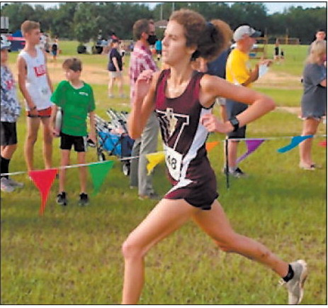 Indians Run Well in Americus