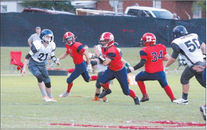 Heritage Opens Season With Win
