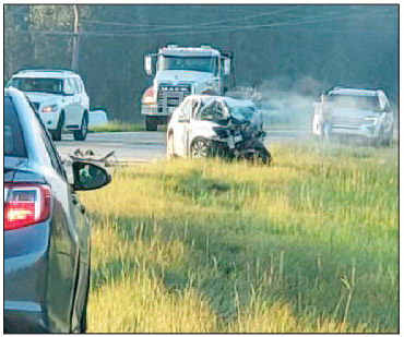 Friday Morning Collision Claims Two Lives
