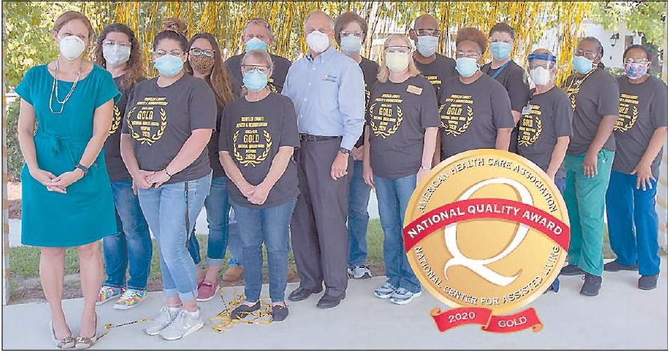 Local Health Care Facilities Receive  Gold and Silver Quality Awards
