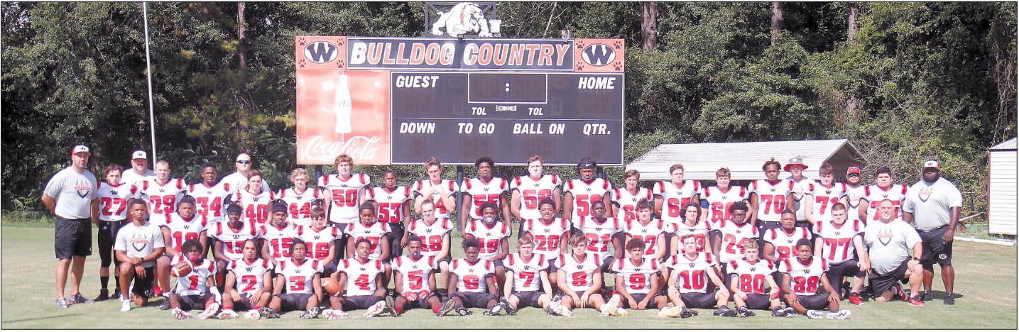 Wheeler Bulldogs Looking To Improve