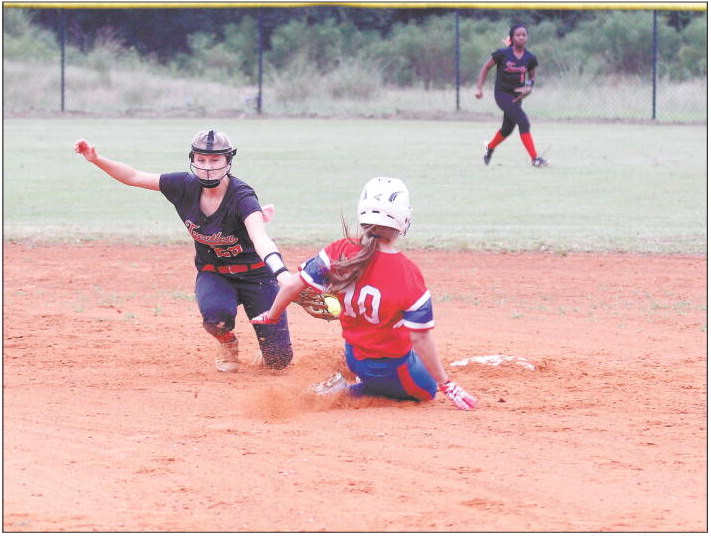 MCHS Lady Eagles Pick Up Win