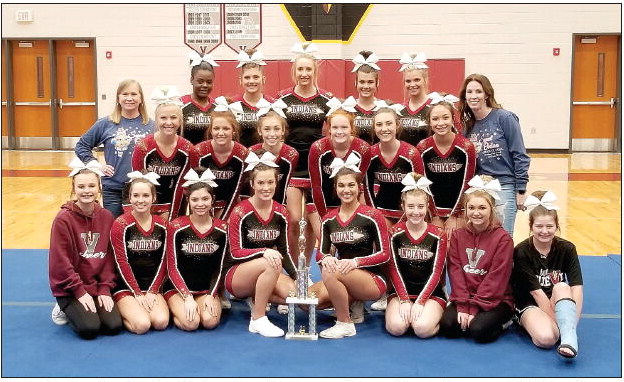 VHS Hosts Cheer Classic
