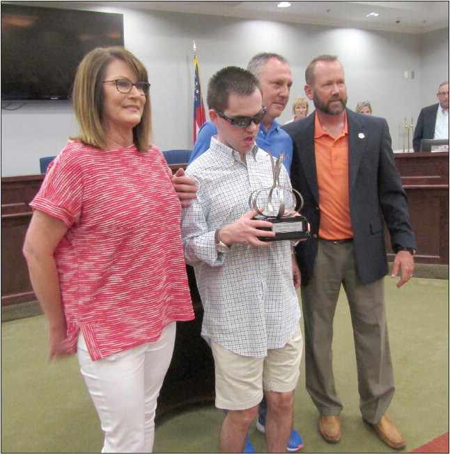 Taylor Towery Honored as Sweet Onion Citizen