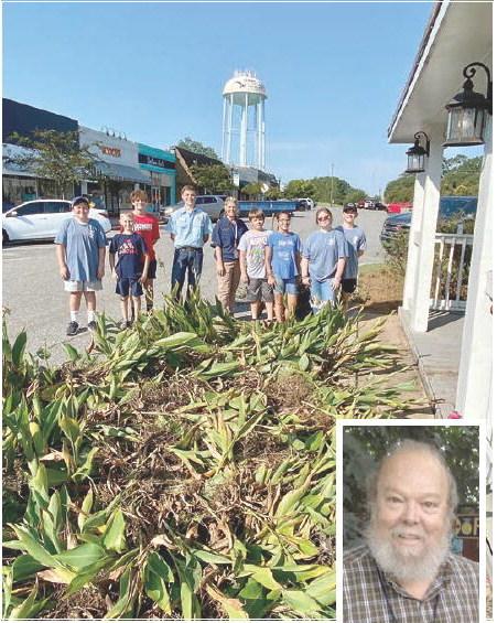 Community Mourns Loss of  Beloved Volunteer Johnny Jones