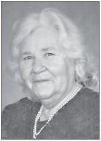 Mrs. Eva Harden